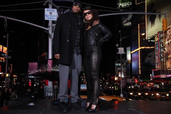 Jay-Z e Alicia Keys