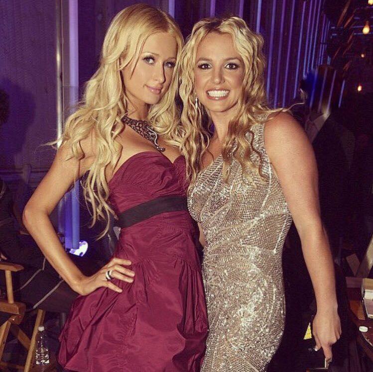 Paris Hilton e Britney Spears