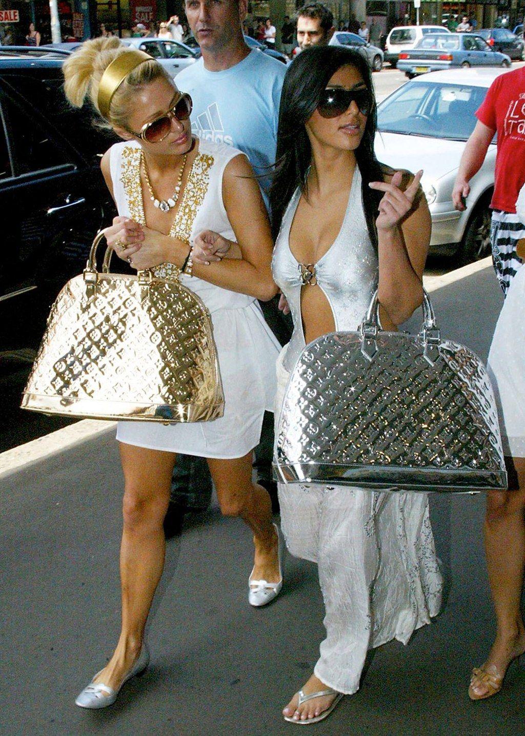 Paris Hilton e Kim Kardashian