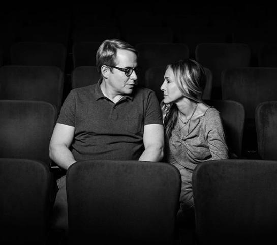 Sarah Jessica Parker e Matthew Broderick