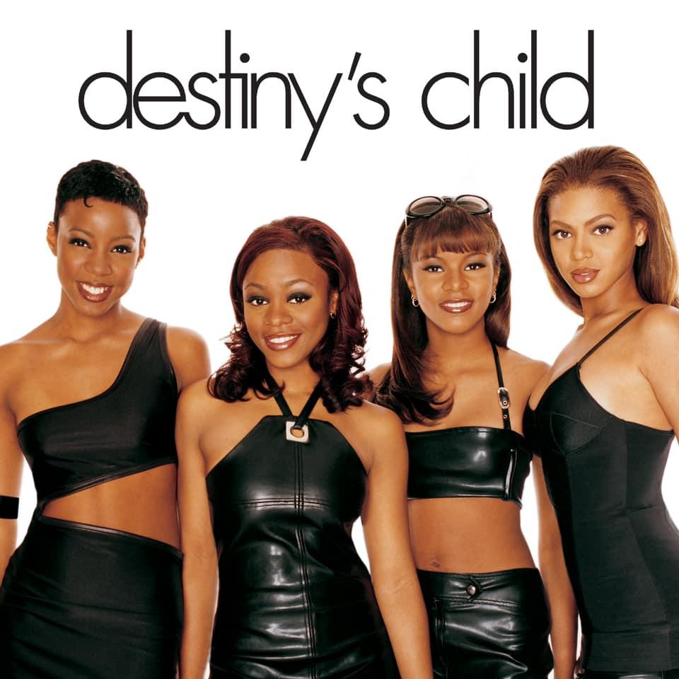 Beyoncé e a formação original de Destiny's Child