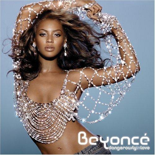Beyoncé na capa do álbum Dangerously in Love