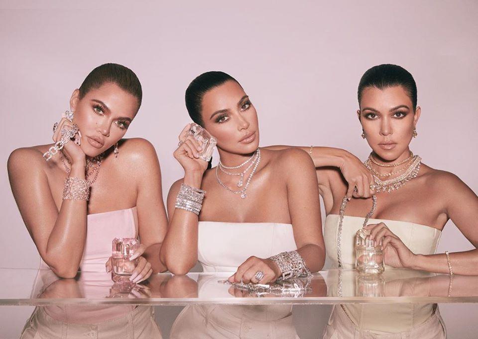 Khloé, Kim e Kourtney Kardashian