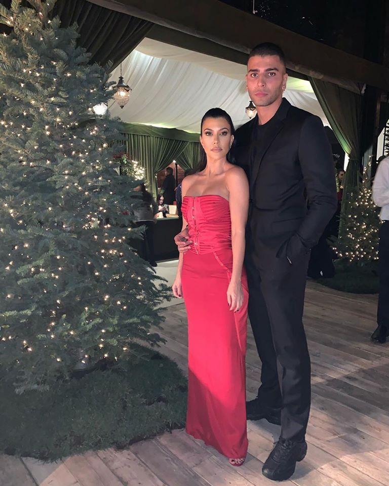 Kourtney Kardashian e Younes Bendjima