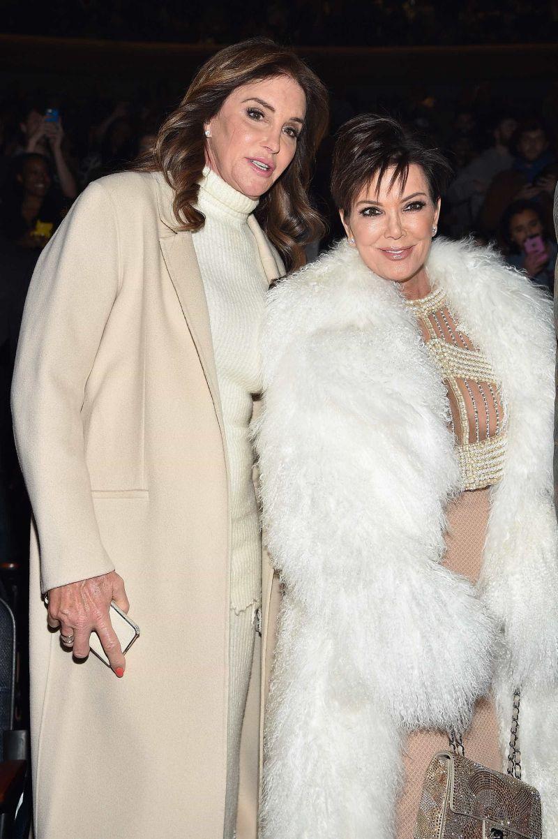 Kris Jenner e Caitlyn