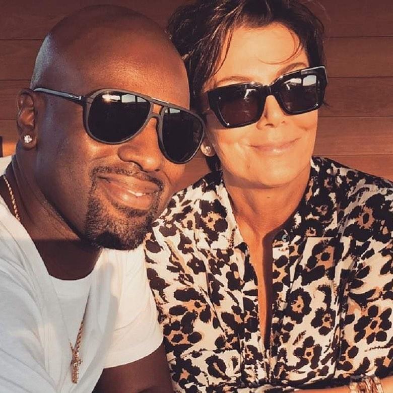 Kris Jenner e Corey Gamble