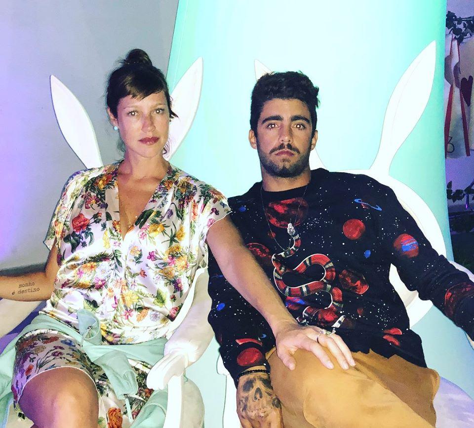 Luana Piovani e Pedro Scooby