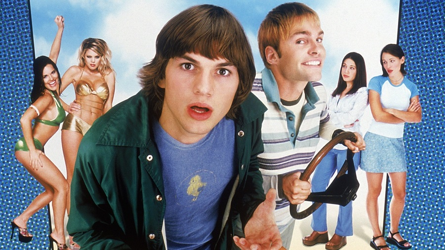 Ashton Kutcher em Cara, Cadê Meu Carro?