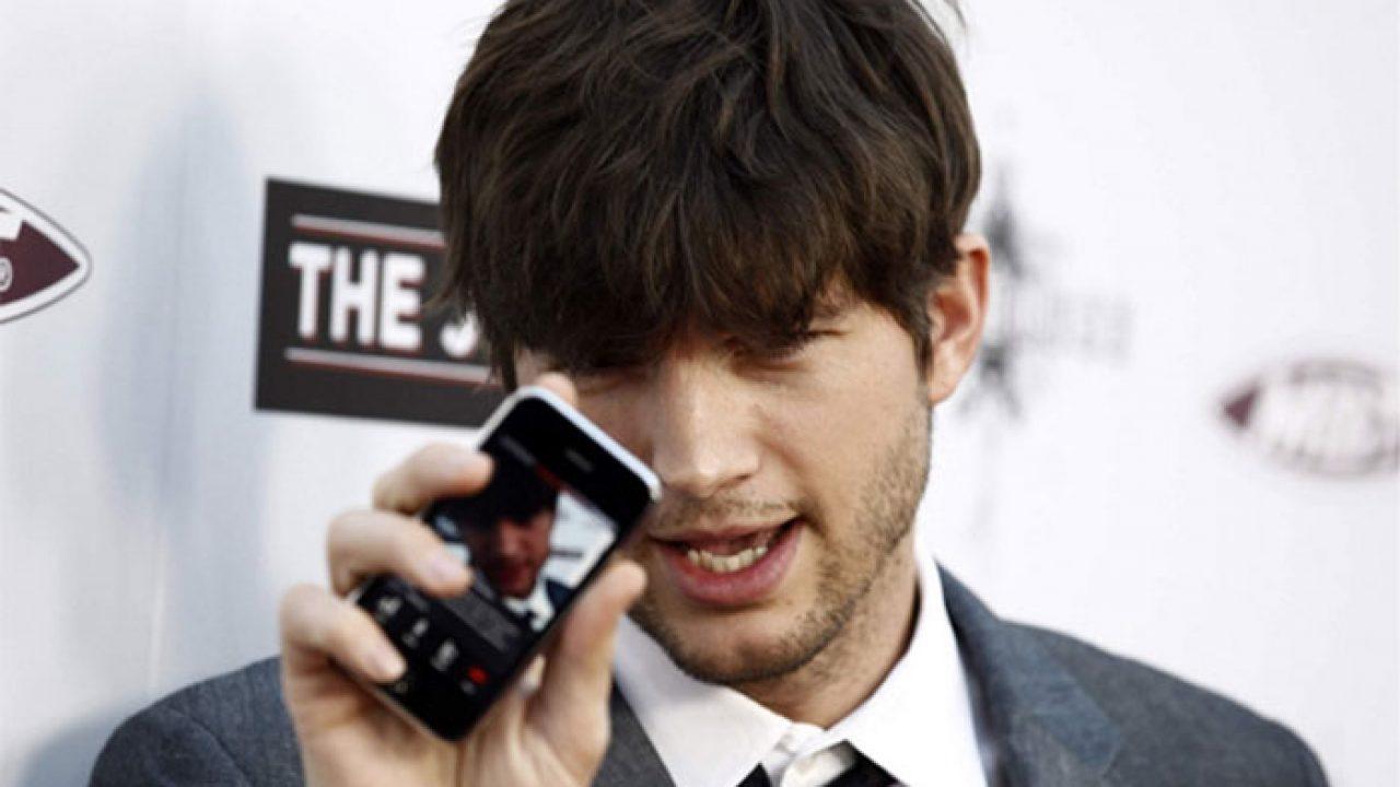 Ashton Kutcher influenciador
