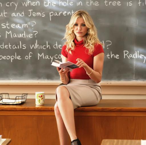Cameron Diaz em Professora Sem Classe