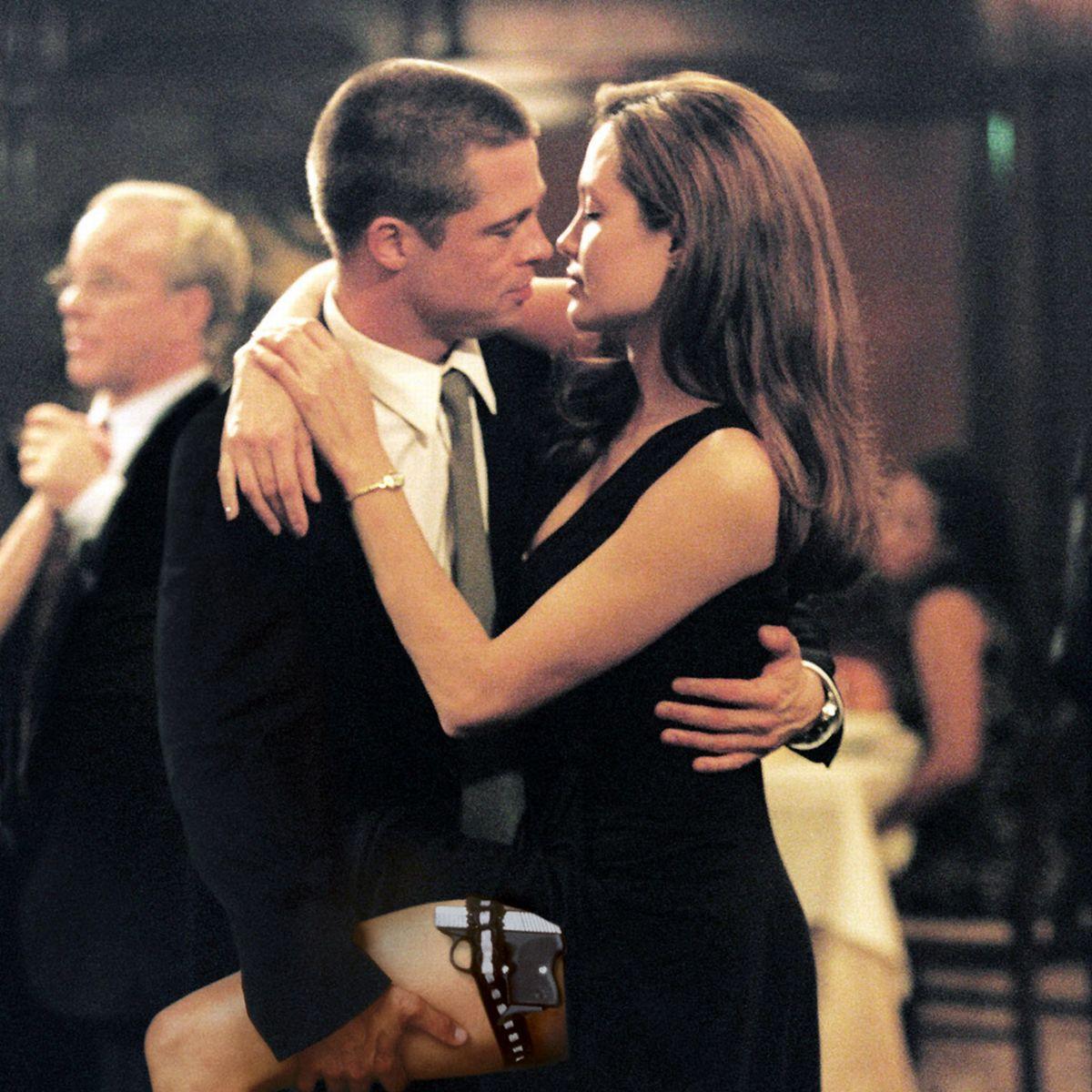 Jennifer Aniston e Brad Pitt se divorciaram após o filme do ator com Anjelina Jolie, Sr. e Sra. Smith
