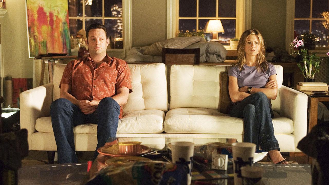 Jennifer Aniston em Separados pelo Casamento