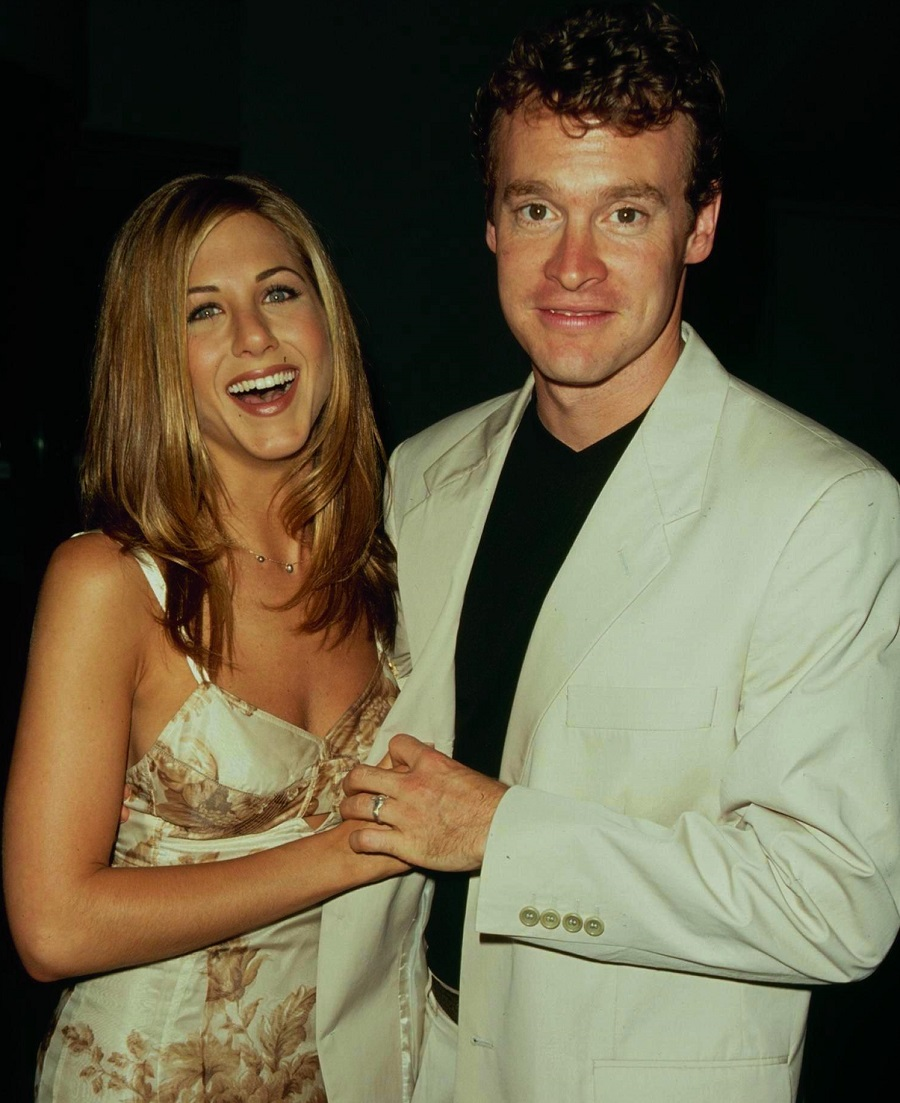 Jennifer Aniston e Tate Donovan