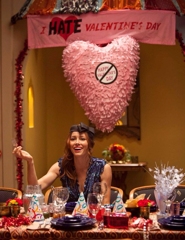Jessica Biel em Idas e Vindas do Amor