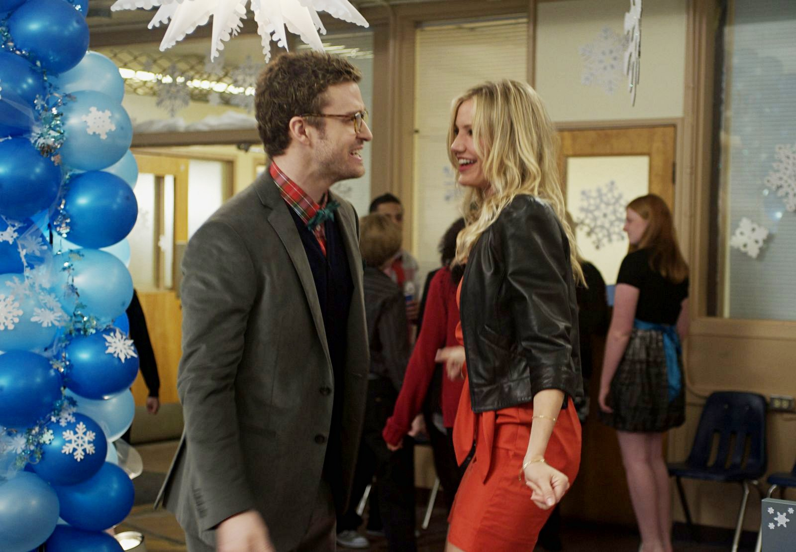 Justin Timberlake em Professora Sem Classe