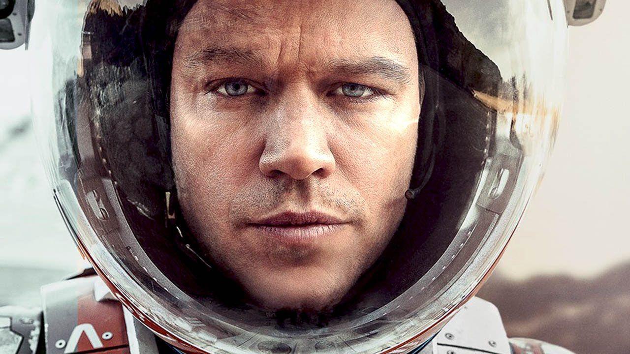 Matt Damon em Perdido em Marte