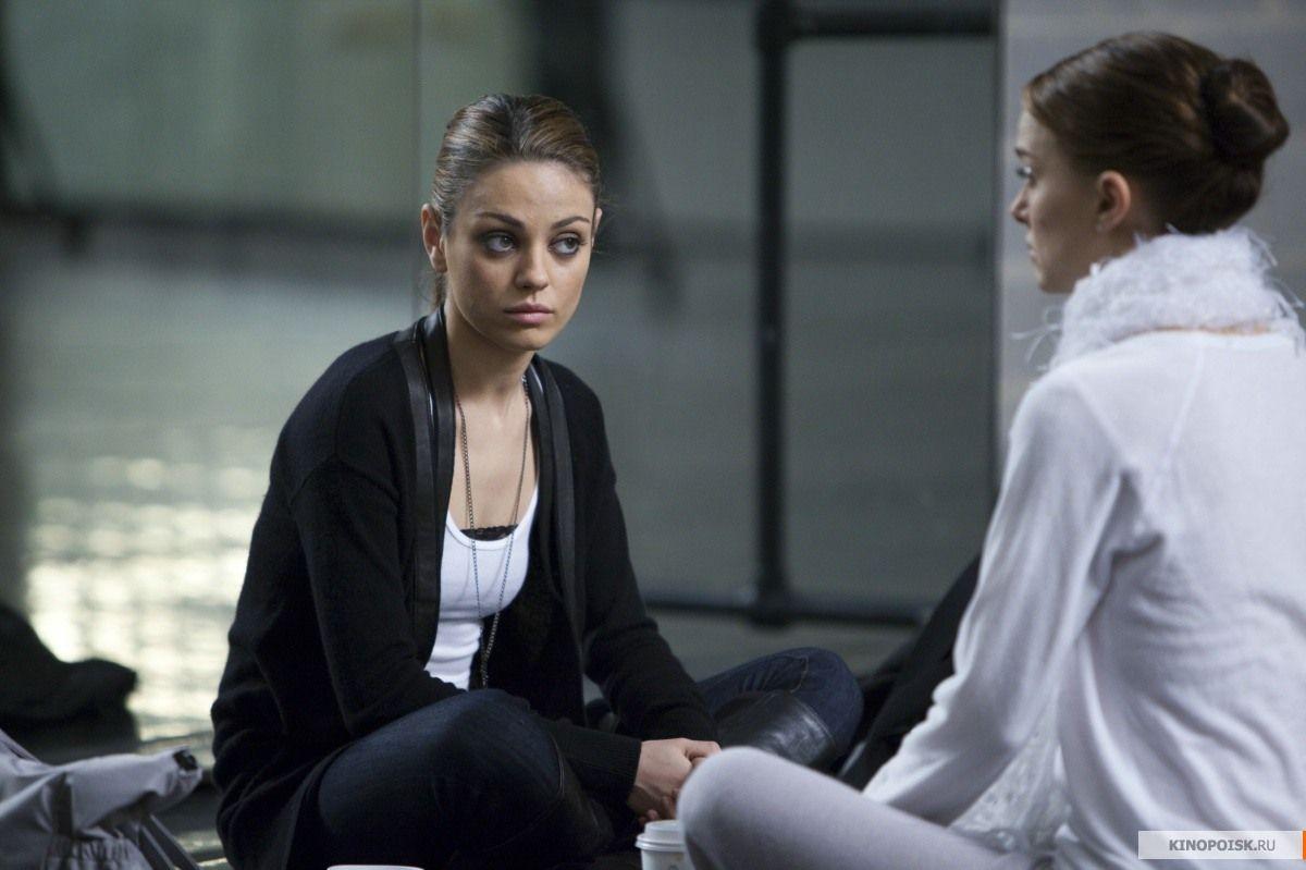 Mila Kunis em cena de Cisne Negro