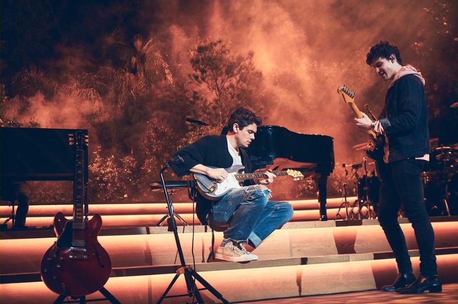 Shawn Mendes e John Mayer