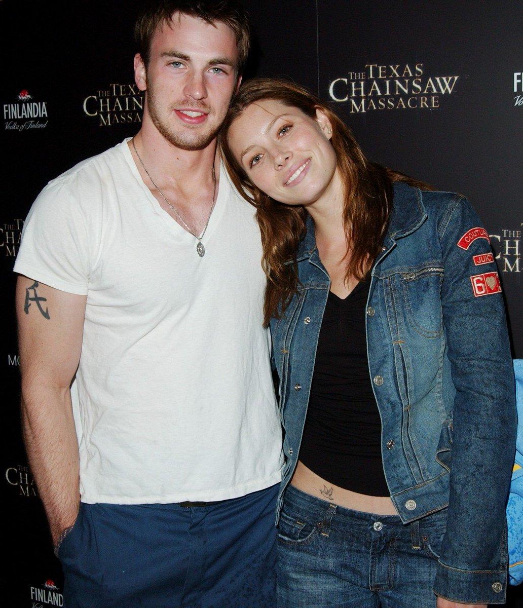 Chris Evans e Jessica Biel