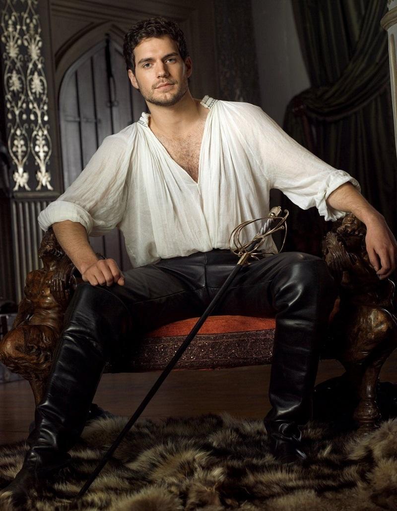 Henry Cavill em The Tudors