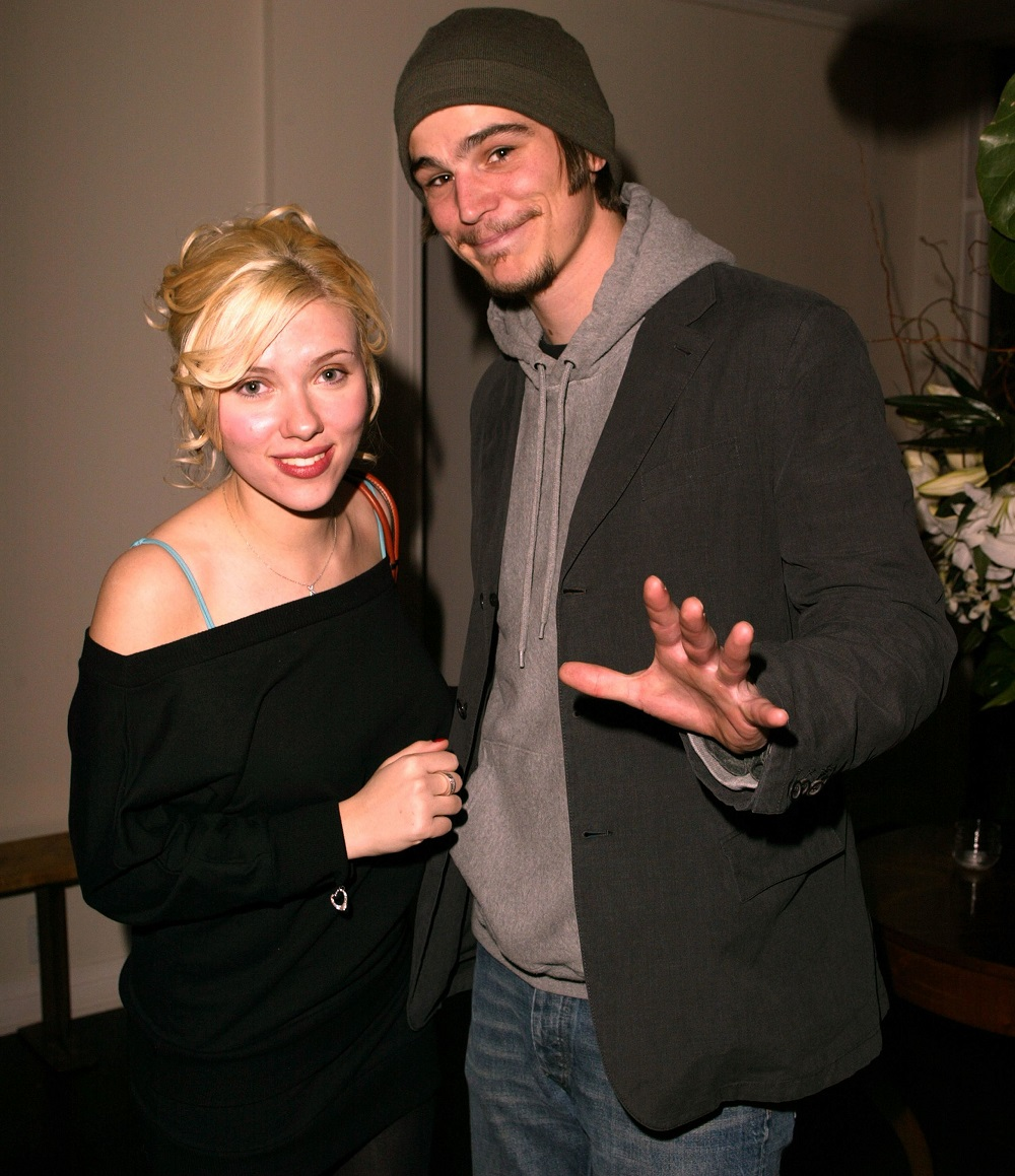 Scarlett Johansson e Josh Hartnett