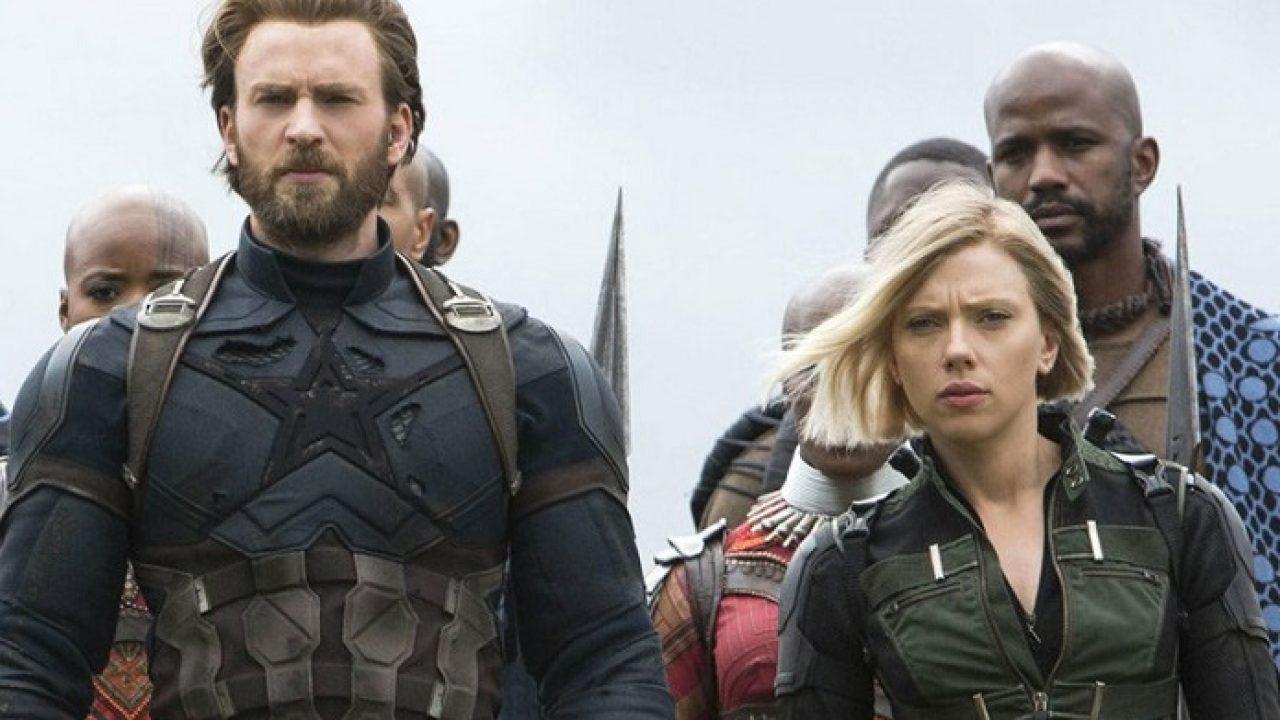 Scarlett Johansson em Vingadores