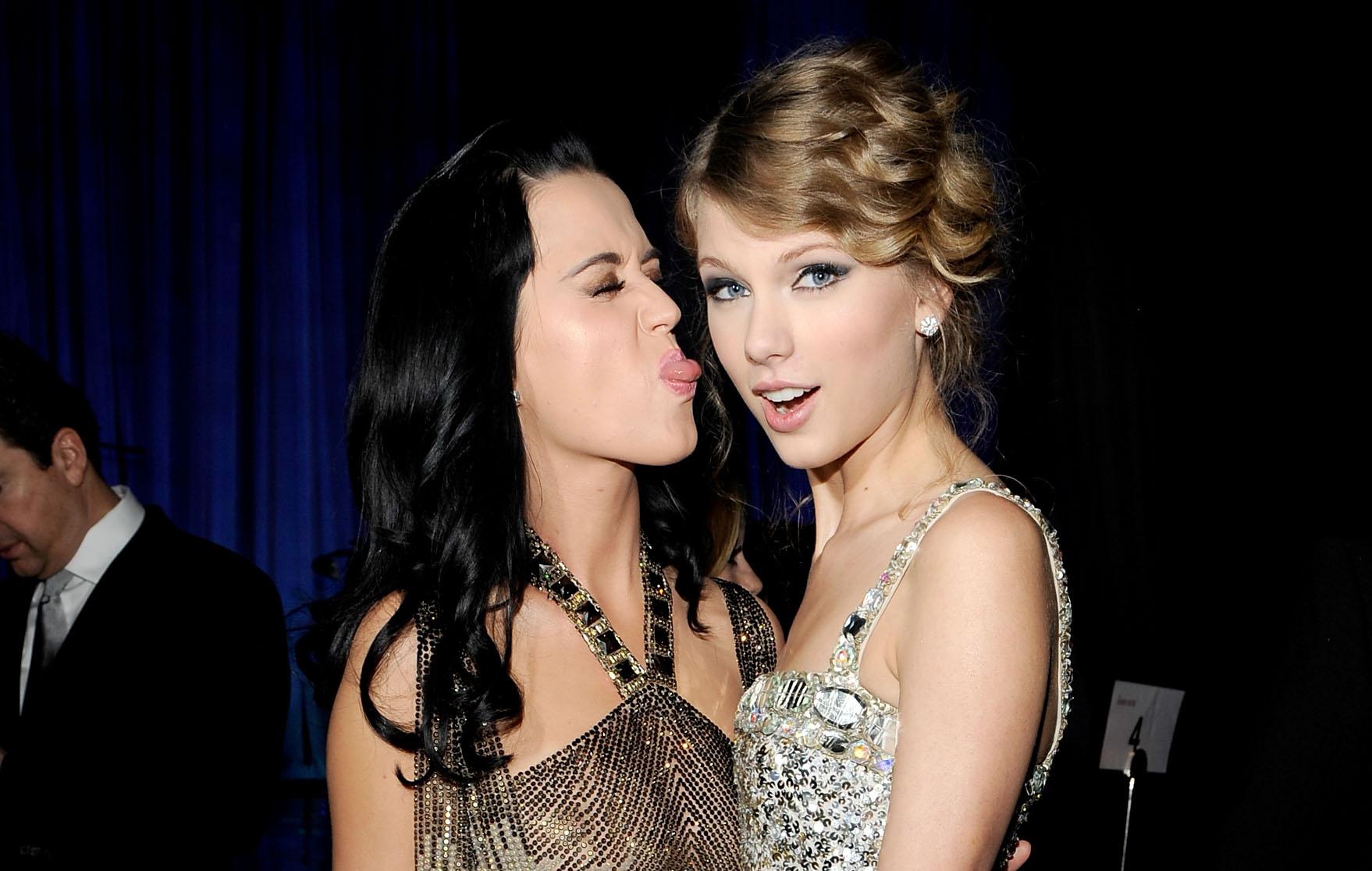 Taylor Swift e Katy Perry