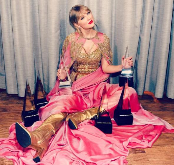Prêmios de Taylor Swift